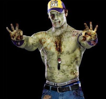 Zombie John Cena