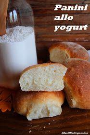 fusillialtegamino: Panini allo yogurt