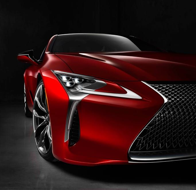 Four years after the debut of the breakthrough concept that inspired it, Lexus has revealed the all-new LC 500 luxury coupe.
