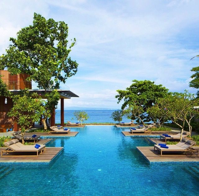 Maya Sanur Resort & Spa in Bali, Indonesia