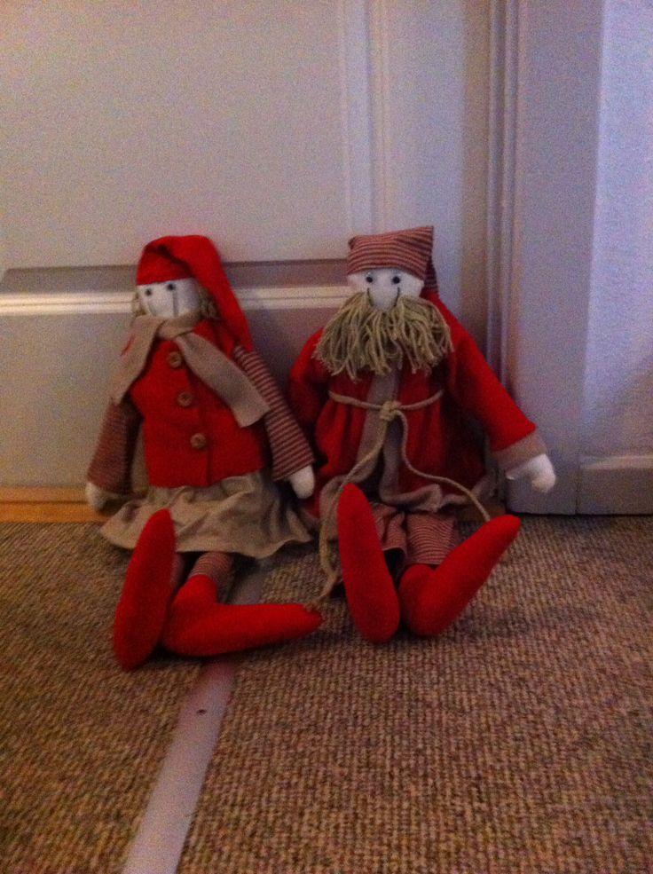 Syet julenisse par