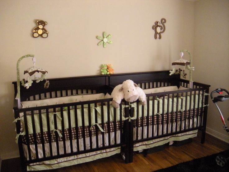 The 25 Best Ideas About Cribs For Twins On Pinterest Twin Cribs Twin Ideas And Twin Cots