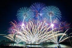 福岡市東区の海の中道海浜公園に博多湾パノラマ広場っていう広場が月末にオープンするらしい そのオープニングイベントとして海の中道芸術花火2017が行われるそうですよ 日本最高峰の 花火師の技で花火が/30秒単位で音楽にシンクロするんだとか 7000点火10000発尺玉30発の花火が打ちあがる大規模な花火大会になりそうですね デートで行ってみてもいいかもしれませんよ tags[福岡県]