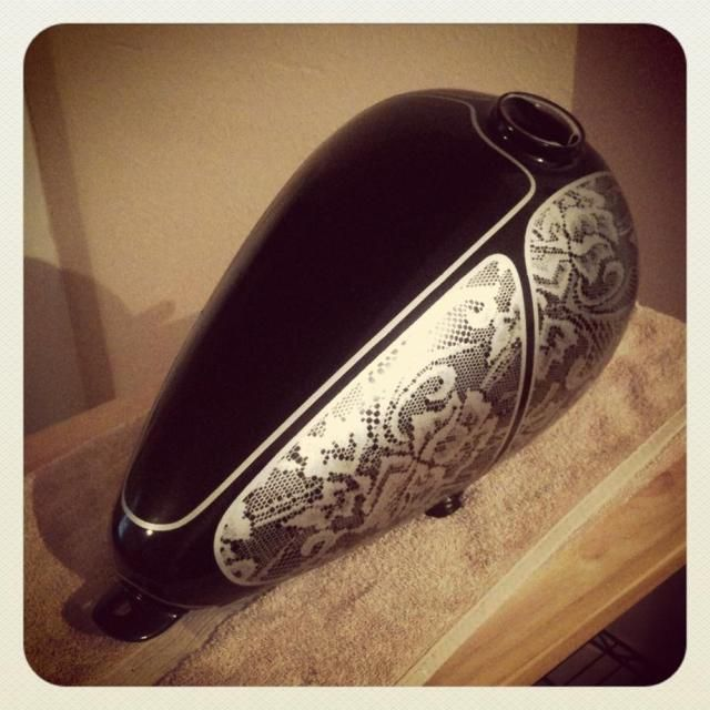 25 best ideas about motorcycle tank on pinterest. Black Bedroom Furniture Sets. Home Design Ideas