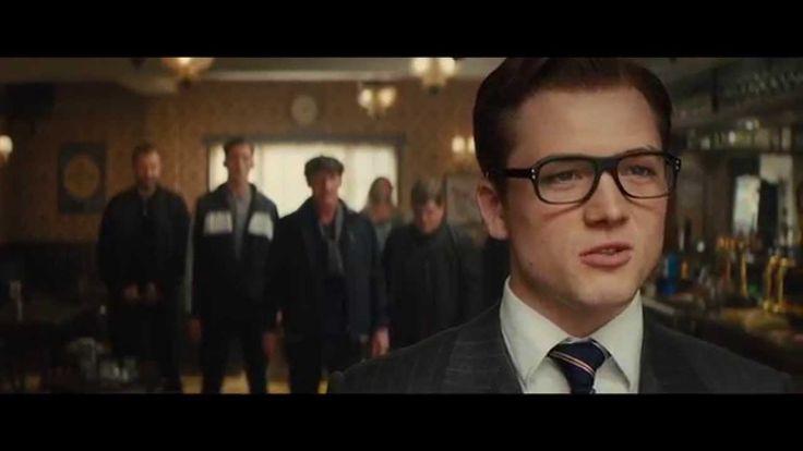 Kingsman: The Secret Service final credits scene