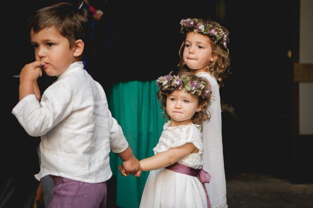 Alejandra y Pepu, boda romántica en Barcelona | AtodoConfetti - Blog de BODAS y FIESTAS llenas de confetti