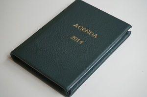 lederen agenda 2014 zakagenda kopen buroagenda
