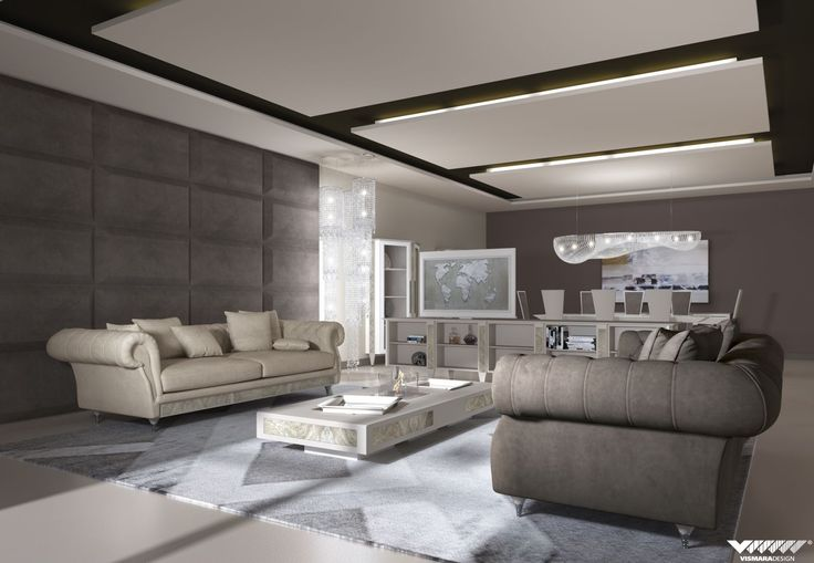 #vismaradesign shows an absolutely prestigious living room in saver marble finishing. #tables #sofa #marble #luxury #brazier