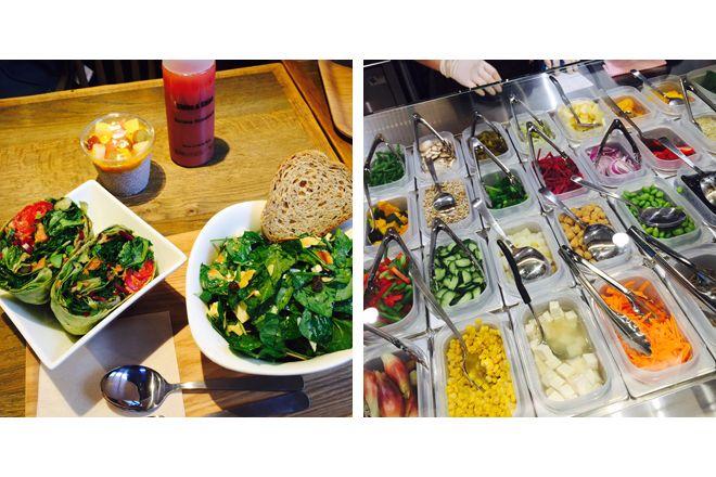 ランチに行くべき 渋谷青山エリアの美味しいサラダMayumi Numao