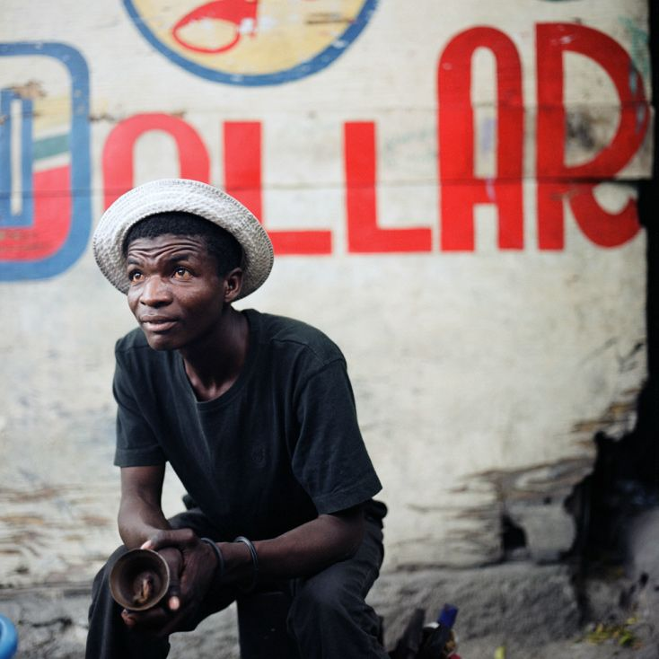Haiti Portraits by Francesco Giusti