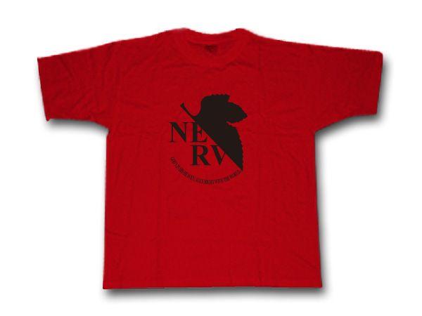Poleras estampadascon logos de Instituciones Ñoñas - NERV (Evangelion)