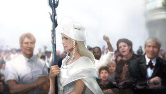 Final Fantasy XV - La oráculo Luna y el pueblo