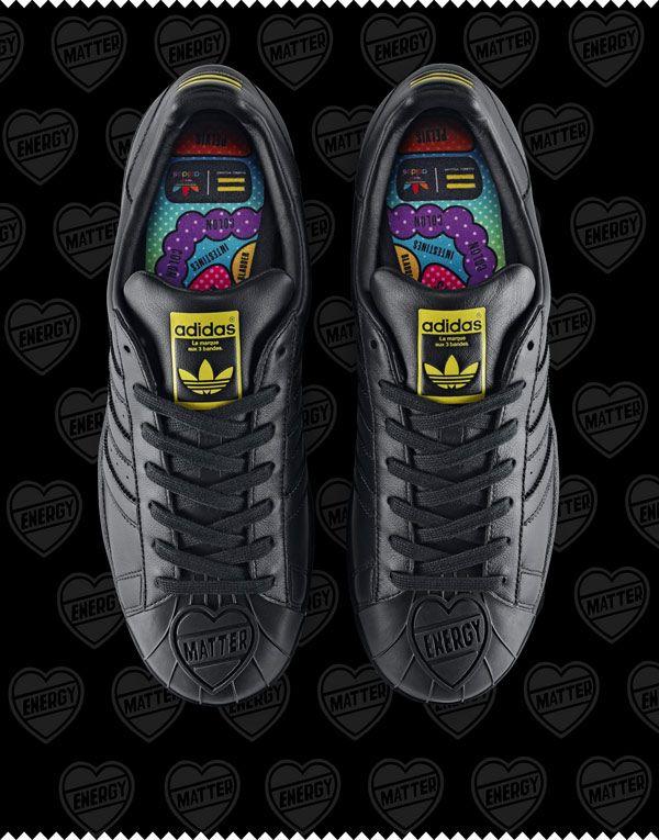 Pharrell x adidas Originals Superstar Supershell | Sneaker Freak! |  Pinterest | Adidas, Adidas superstar and Pharrell williams