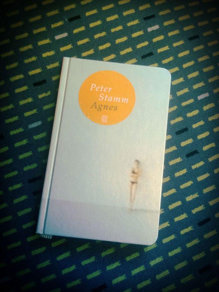 Reisendes Buch Nummer 1: Agnes (Peter Stamm)