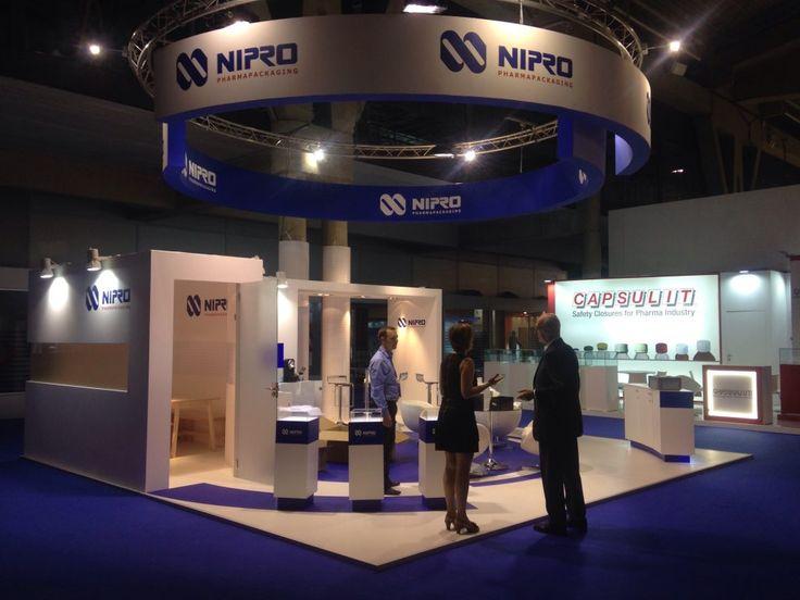 stand NIPRO CPHI 2016