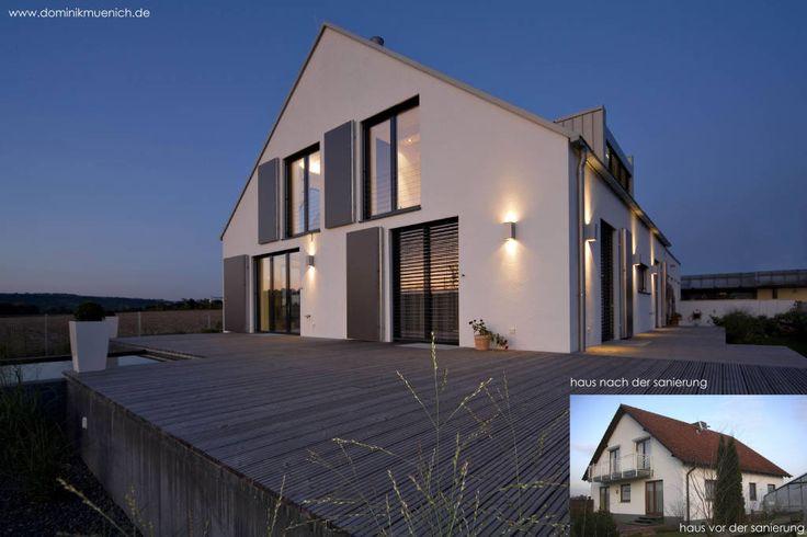 Generalsanierung am pflanzgarten 20 regensburg moderne häuser von