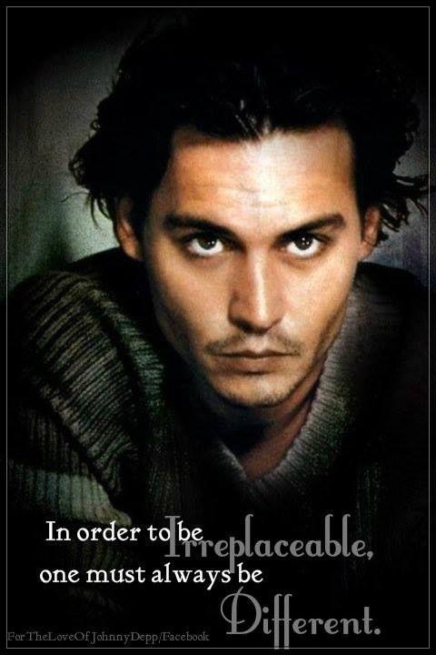 Unforgettable Johnny Depp