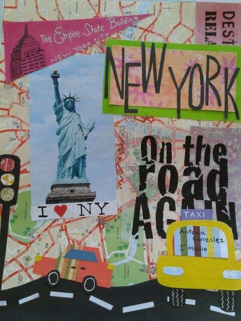 I love New York!! by Antonia Gonzalez