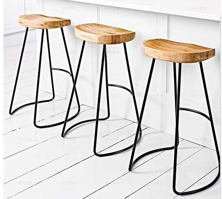 Best 25+ Wooden breakfast bar stools ideas on Pinterest - photo#27