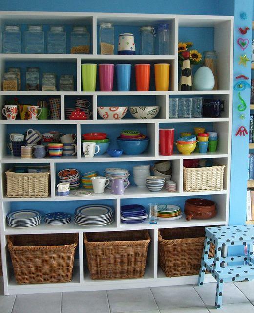 Cozinhas sem Armário – Decoração