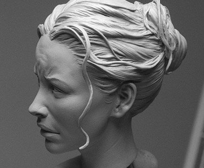 The 8 world's most prominent hyper-realist sculptors - Blog of Francesco Mugnai