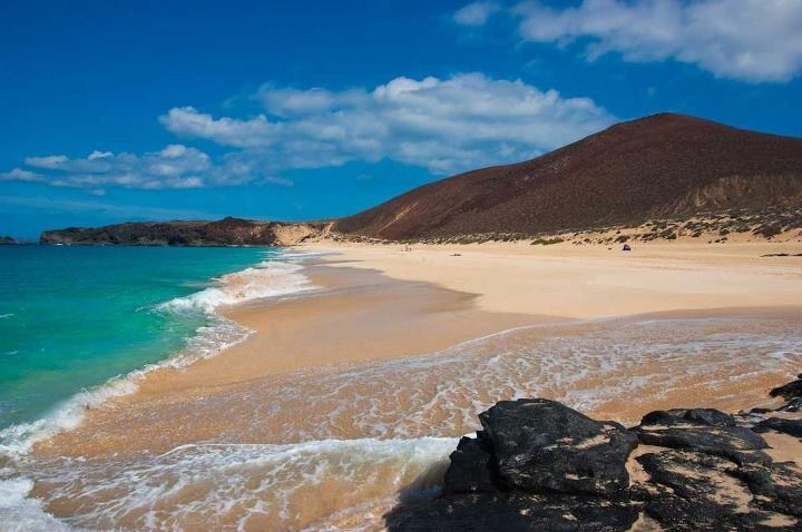 El Medano is my favorite place on all of Tenerife | Islas Canarias, Spain