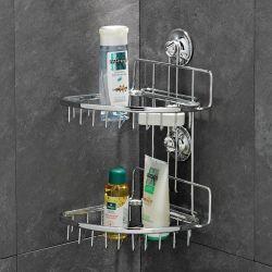 Handig rekje voor in de douche   Everloc Hoekrek Premium via Fonq