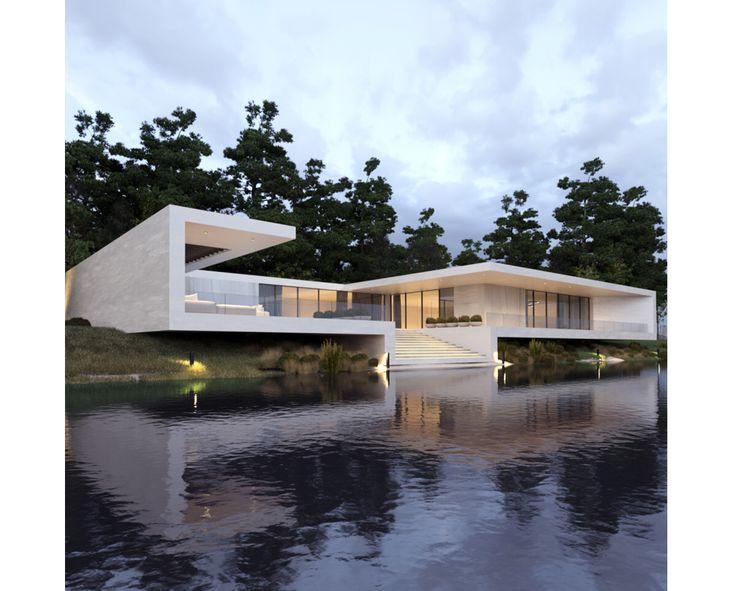 Hausbau moderner baustil  491 besten Architektur Bilder auf Pinterest | minimalistische ...