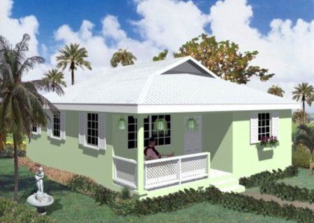 20 best images about caribbean houses on pinterest house for Caribbean home plans