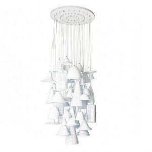 17 best verlichting images on pinterest lamps lightbulbs and view larger image of leitmotiv melange grande ceiling light mozeypictures Images