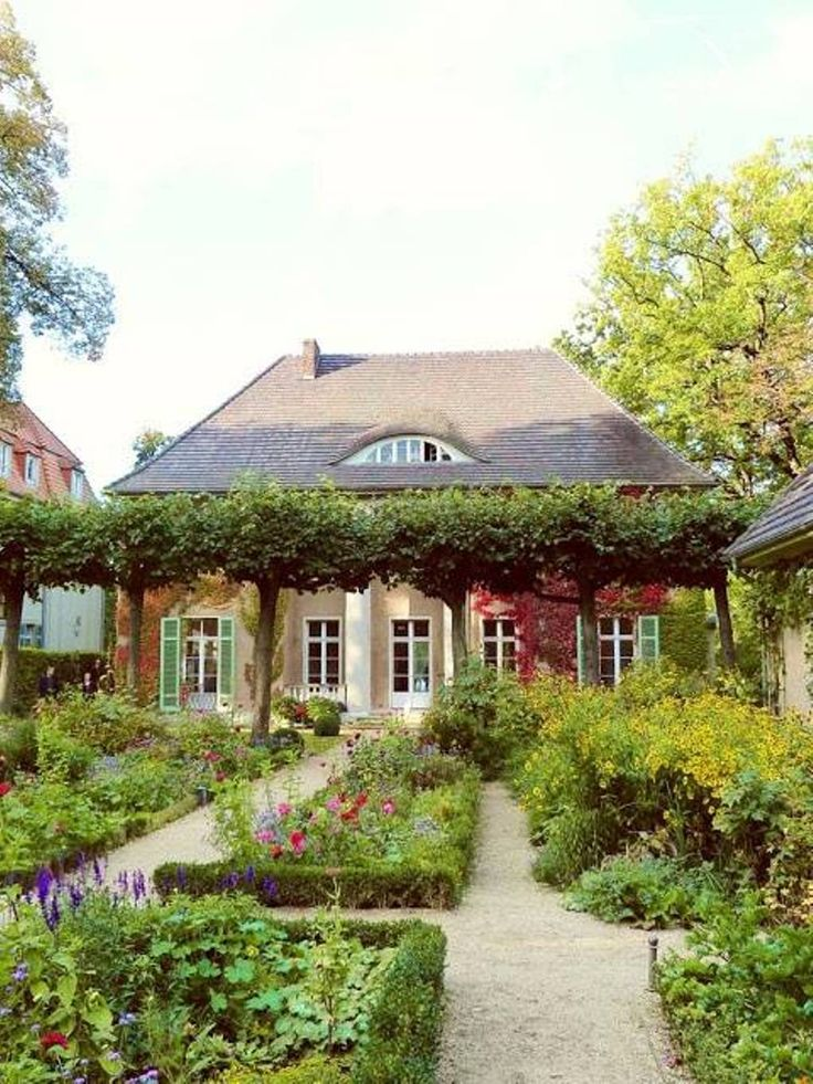 french country landscape design ideas Garden DIY