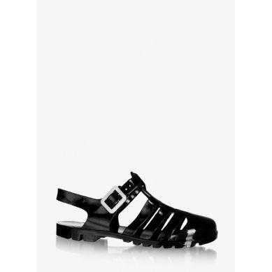 Sandały Jelly Wonder Black Sandals