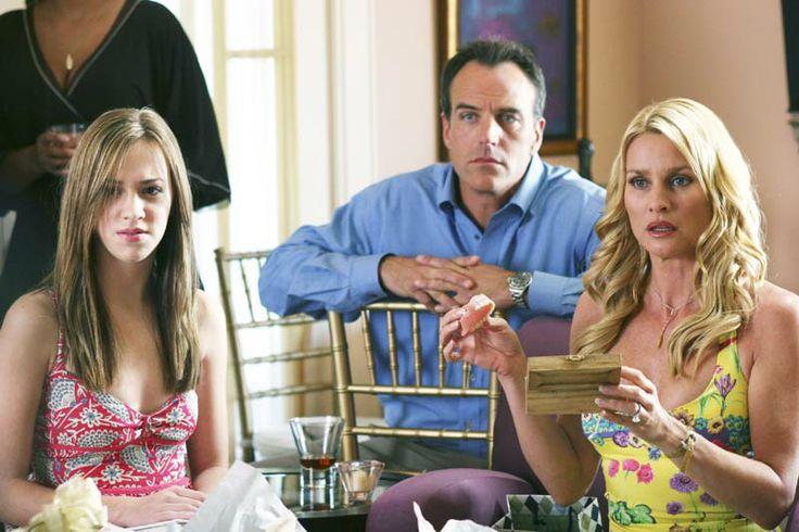 julie mayer desperate housewives | Desperate Housewives: Julie Mayer (Andrea Bowen), ihr Vater Karl Mayer ...