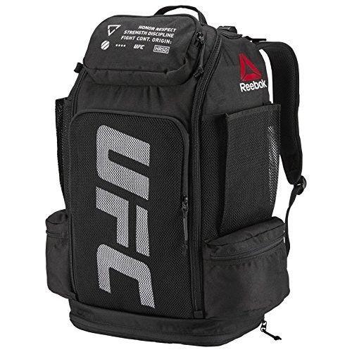 499e08258ea7 EPIC Reebok UFC Duffel BACKPACK MMA Equipment Gear Gym Bag Sport For Men  Women