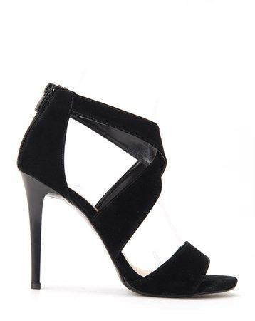 Bayan Topuklu Ayakkabı 5045 Z