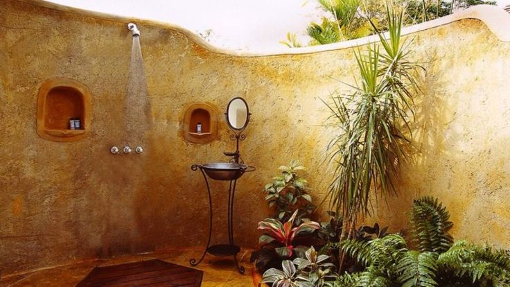 25 Luxurious Outdoor Shower To Stay Relaxed And Fresh