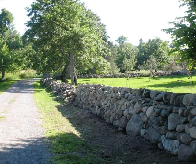 Landscaping Rocks Puyallup : Stonewalls dry stone work cottage life the farm driveways simply