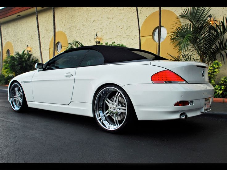 BMW 645 On Rims Find the Classic Rims of Your Dreams - www.allcarwheels.com