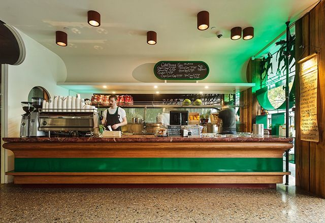 Spring street grocers by kristin green architecture bar