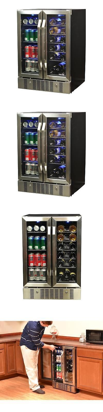 Wine Fridges and Cellars 177750: Newair 18 Bottle 52 Can, Dual Zone Wine And Beverage Cooler -> BUY IT NOW ONLY: $916.49 on eBay!