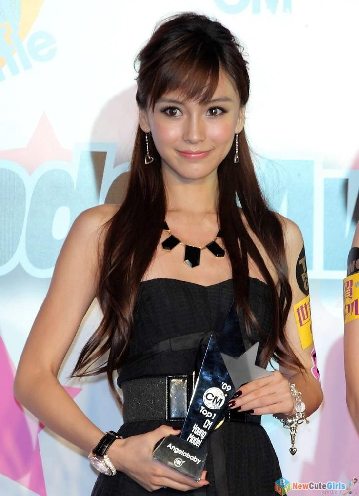 AngelaBaby #AsianAmour