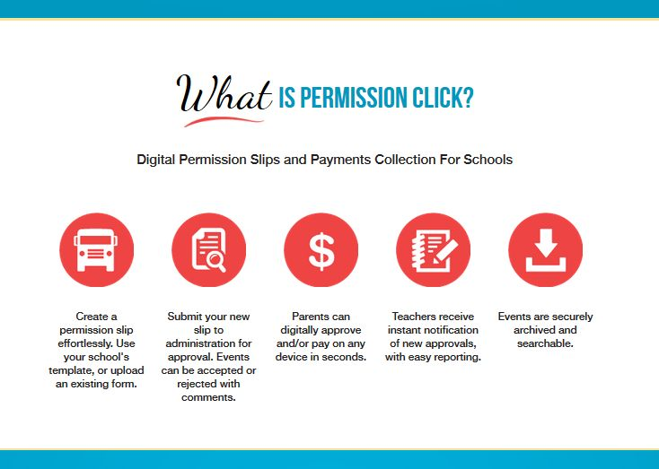 Digital Permissions Slips for Parents and Schools - Permission - permission slip template