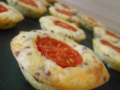 Recette Apéritif : Bouchées tomates cerises & moutarde par Lacuillereauxmilledelices