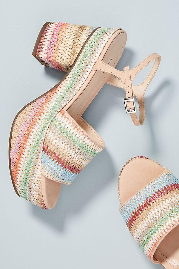 06c0bf91c748 Schutz Ziquiel Platform Sandals