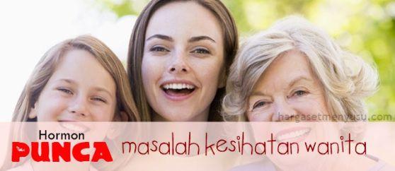 punca masalah kesihatan wanita