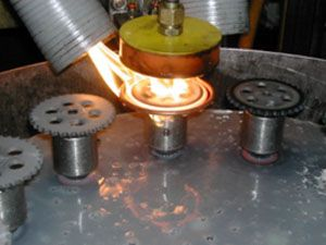 Porte rapide avvolgibili per il settore metalmeccanico: TIB srl