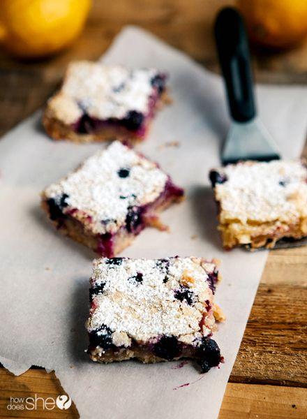 Trisha S Southern Kitchen Easy Blueberry Pie Bar