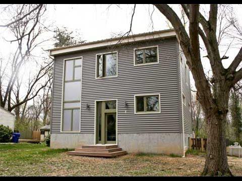 Allen Residence Steel Prefab Home