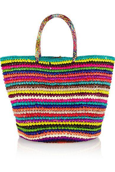 weekend beach bag?