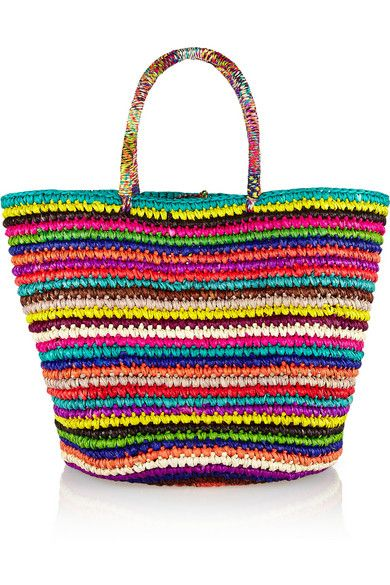 weekend beach bag?